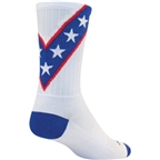 SockGuy SGX Daredevil Sock: White