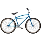 "We The People Avenger 26"" 2019 Complete BMX Bike 23.15"" Top Tube Metallic Blue"