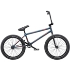 "We The People Envy 20"" 2019 Complete BMX Bike 20.5"" Top Tube Burnt Metal"