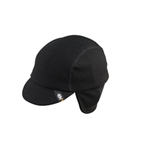 45NRTH Greazy Cycling Cap: Black