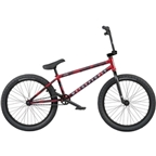 "We The People Audio 22"" BMX Bike - 21.9"" TT, Red"