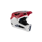 Leatt MTB 4.0 Enduro Helmet, Chilli/White