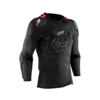 Leatt AirFlex Stealth Body Protector, Black